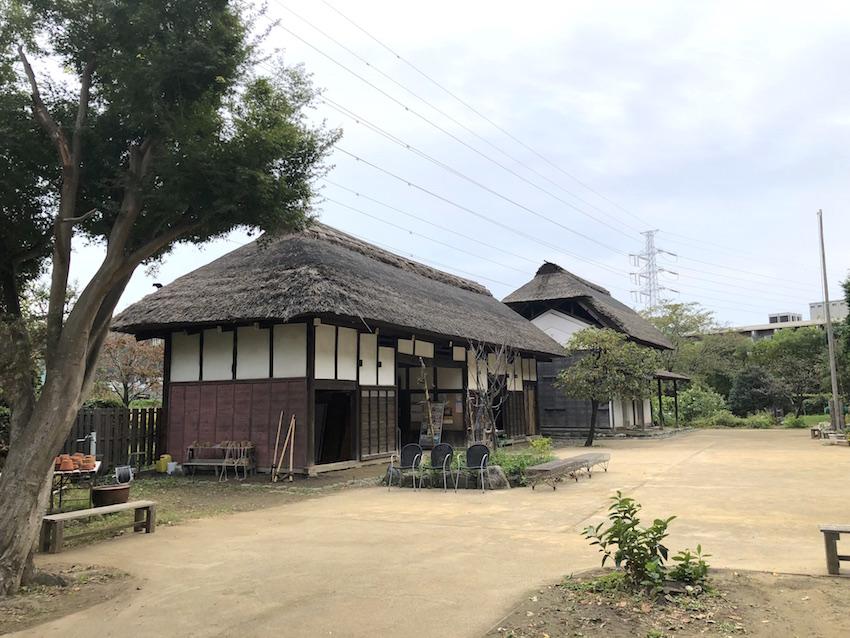 横溝 屋敷