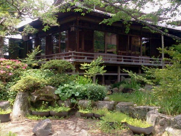 蓬莱観(蓬莱園) / Horaikan Garden, Nakatsu, Oita
