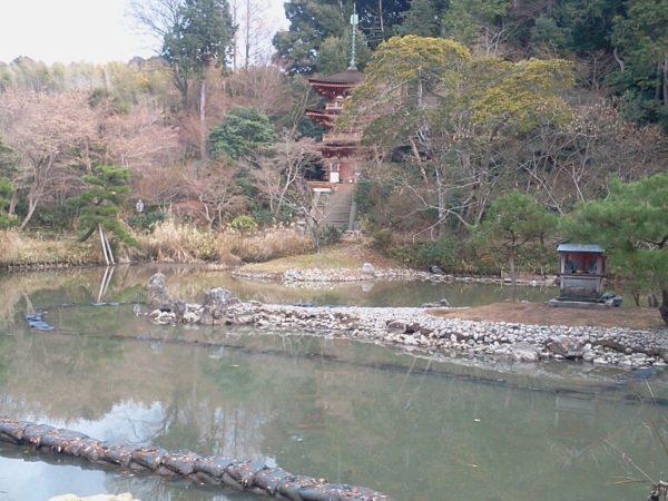 浄瑠璃寺庭園 / Joruri-ji Temple Garden, Kizugawa, Kyoto