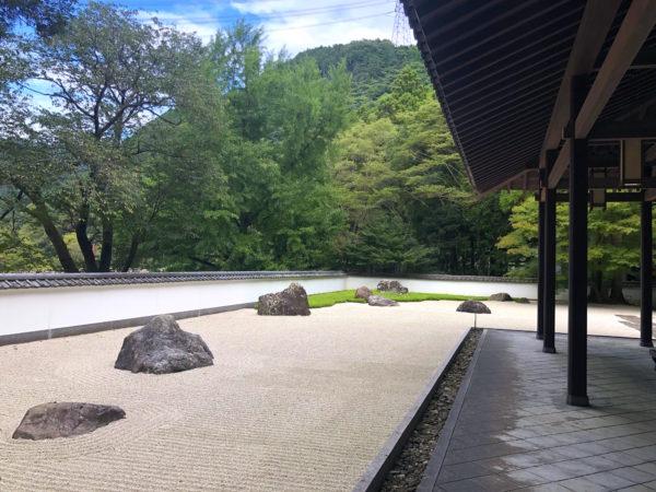 玉堂美術館庭園