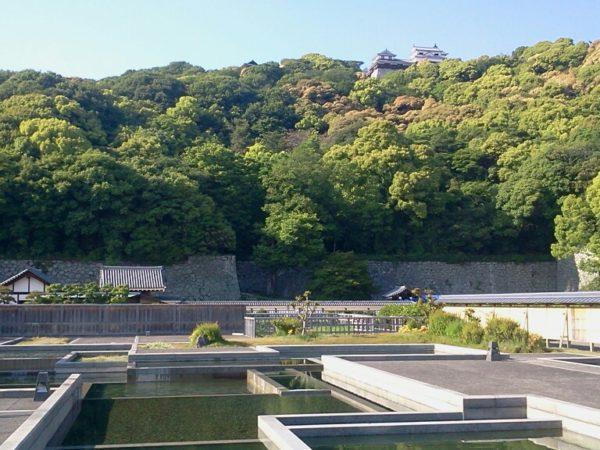 松山城二之丸史跡庭園 / Matsuyama Castle Ninomaru Garden, Matsuyama, Ehime