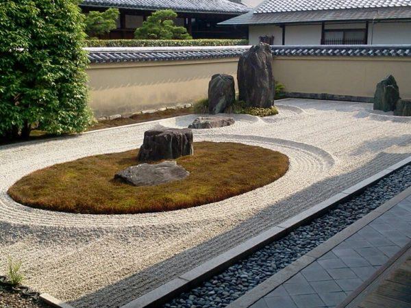 大徳寺 龍源院庭園 / Daitoku-ji Temple Ryogen-in Garden, Kyoto