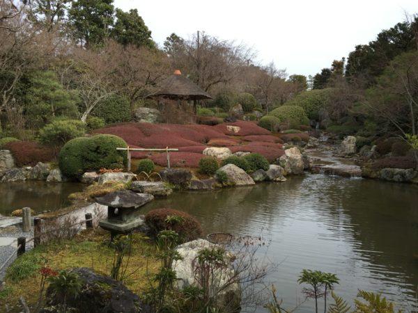 妙心寺 退蔵院庭園