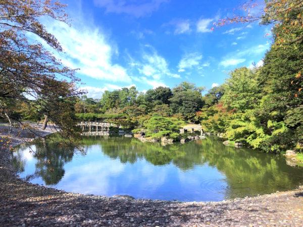 仙洞御所庭園 / Sento-gosho (Imperial Palace) Garden