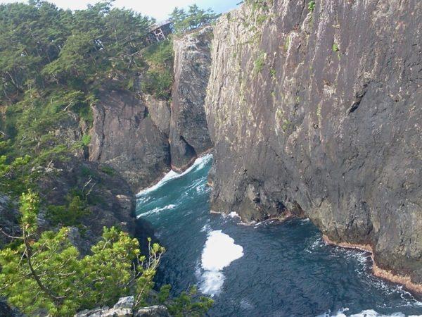 碁石海岸 / Goishi Coast, Ofunato, Iwate