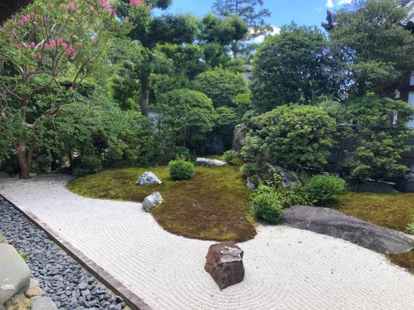 妙心寺 大心院庭園