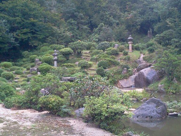 西福寺書院庭園 / Saifuku-ji Temple Garden, Tsuruga, Fukui