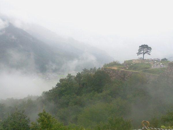 竹田城跡 / Takeda Castle Ruins, Asago, Hyogo