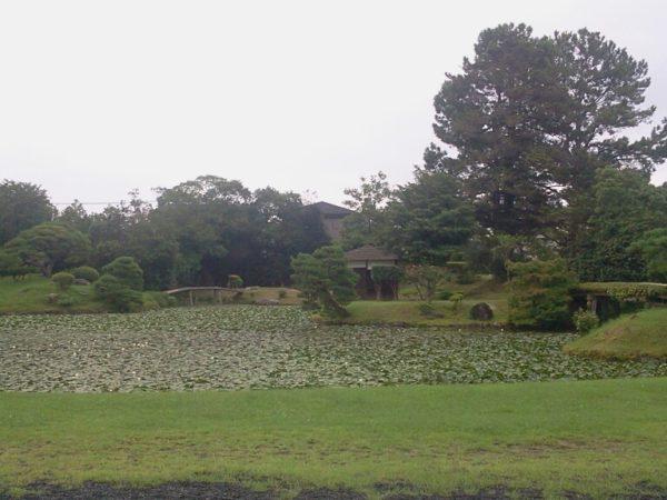 衆楽園(旧津山藩別邸庭園)