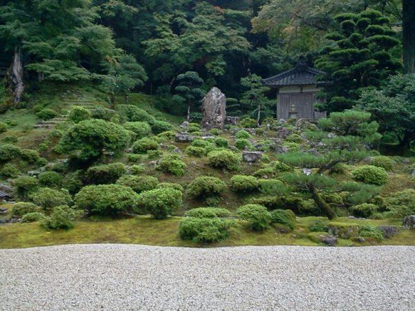 萬徳寺庭園 / Mantoku-ji Temple Garden, Obama, Fukui