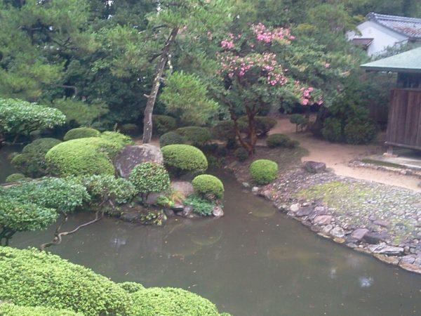 柴田氏庭園(甘棠園) / Shibata-shi Garden, Tsuruga, Fukui