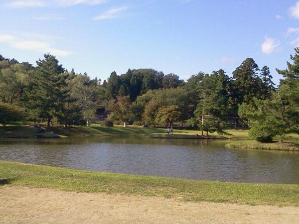 観自在王院跡庭園 / Kanjizaio-in Garden, Hiraizumi, Iwate