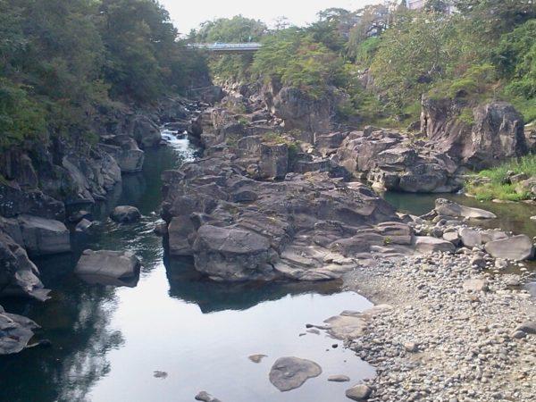 厳美渓 / Genbikei, Ichinoseki, Iwate