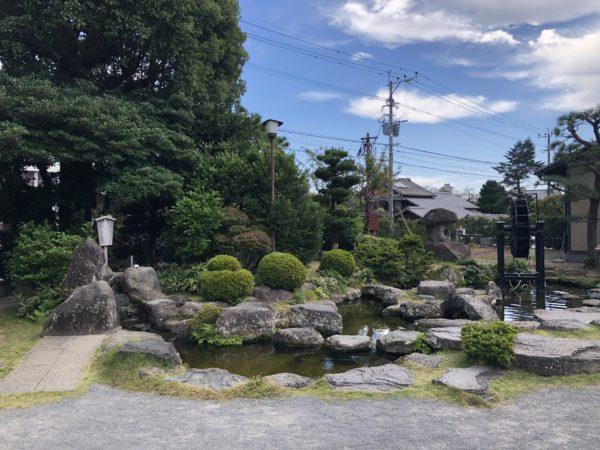 島原武家屋敷庭園