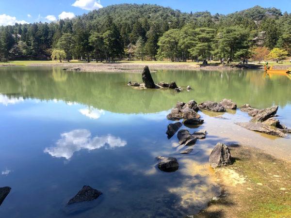 毛越寺庭園 / Motsu-ji Temple Garden, Hiraizumi, Iwate