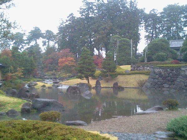 臨江閣庭園 / Rinkokaku Garden, Maebashi, Gunma