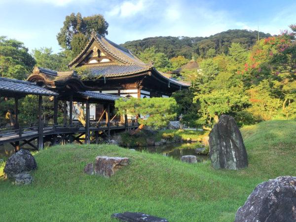 高台寺庭園