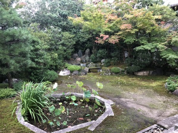 本法寺庭園