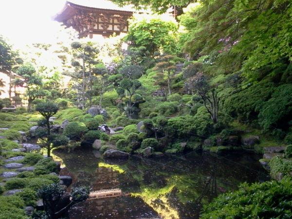 當麻寺 西南院庭園 / Taima-dera Temple Seinan-in Garden, Katsuragi, Nara