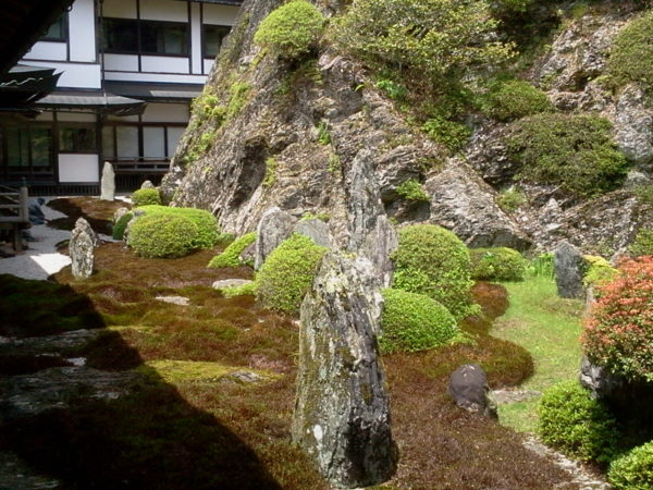 高野山 正智院庭園 / Koyasan Shochi-in Temple Garden, Koya, Wakayama