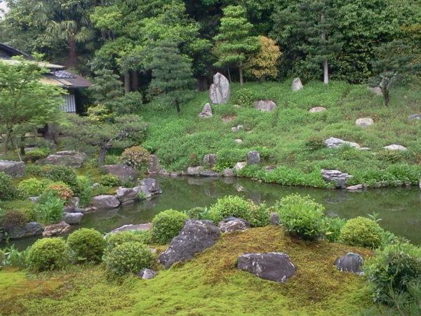 建仁寺 両足院庭園