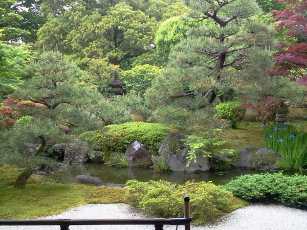 正伝永源院庭園 / Shoden Eigen-in Temple Garden, Kyoto