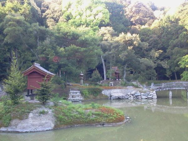 龍泉寺庭園 / Ryusen-ji Temple Garden, Tondabayashi, Osaka