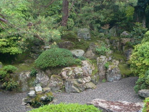 行泉院庭園
