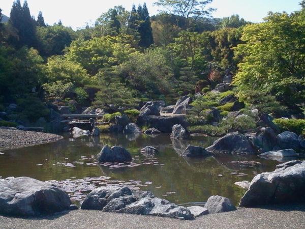 當麻寺 奥院庭園 / Taima-dera Temple Okunoin Garden, Katsuragi, Nara