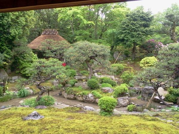 律院庭園 / Ritsu-in Temple Garden, Otsu, Shiga