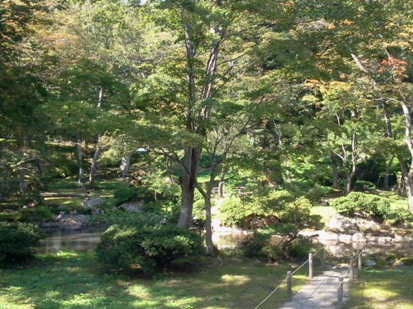 旧池田氏庭園 払田分家庭園 / Ikeda-shi Garden(Hotta Branch), Daisen, Akita