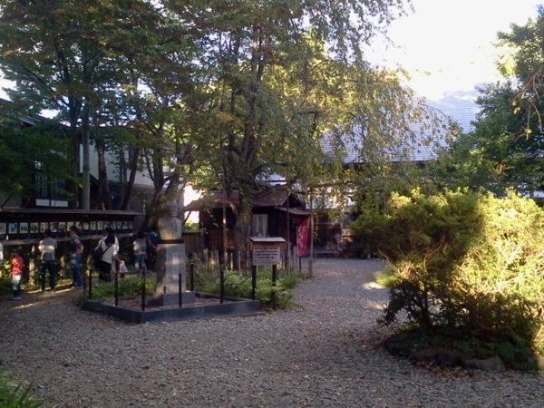 角館武家屋敷 青柳家 / Aoyagi Samurai House Garden, Kakunodate, Akita