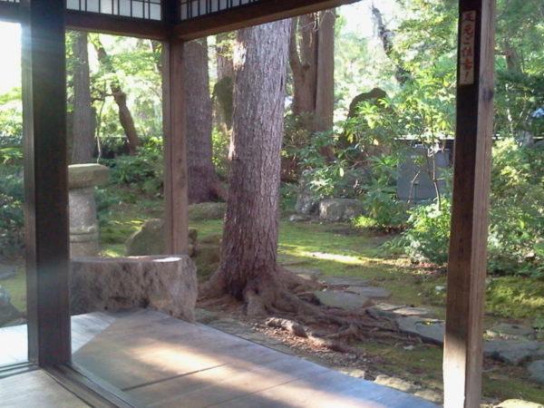 角館武家屋敷 石黒家庭園 / Ishiguro Samurai House Garden, Kakunodate, Akita