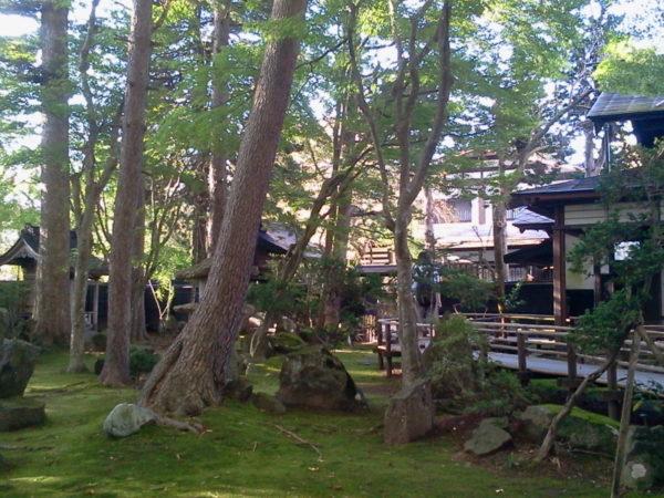 角館武家屋敷 河原田家庭園 / Kawarada Samurai House Garden, Kakunodate, Akita