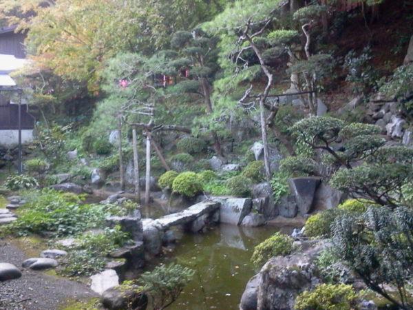 大宝寺庭園