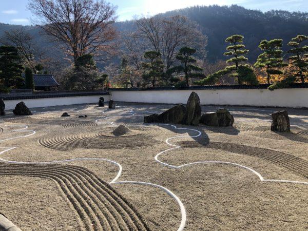興禅寺庭園 看雲庭
