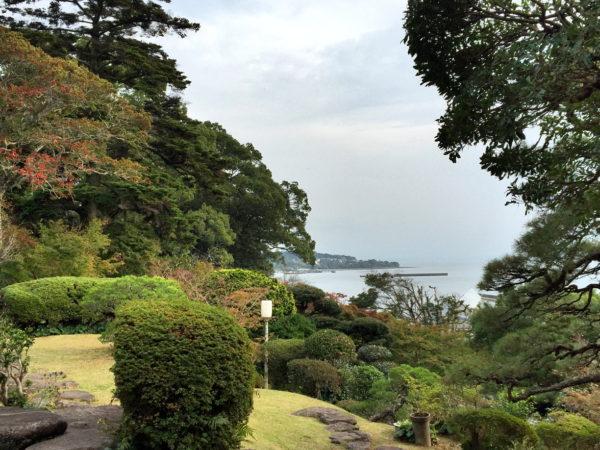 旧成清博愛別邸庭園(的山荘庭園)