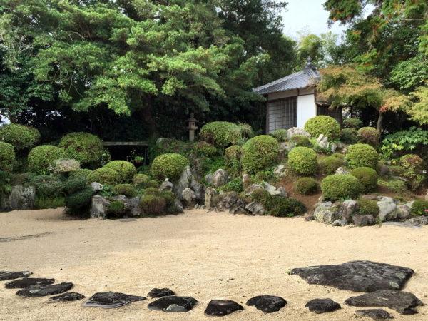 長昌寺庭園 / Chosho-ji Temple Garden, Kistuki, Oita