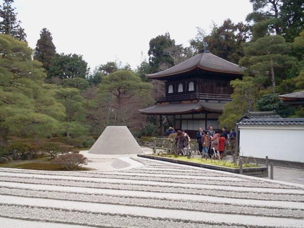 慈照寺(銀閣寺)庭園 / Ginkaku-ji Garden, Kyoto