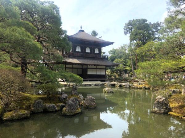 慈照寺(銀閣寺)庭園