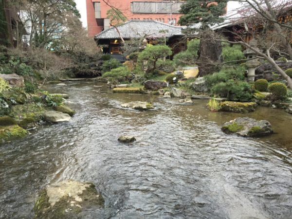高瀬川源流庭園(がんこ高瀬川二条苑) / Ganko Takasegawa Nijoen Garden, Kyoto