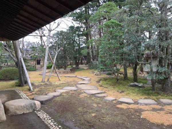 旧吉田氏庭園