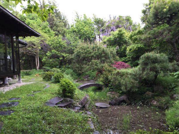 旧椛島邸庭園 / Kyu-Kabashima-tei Garden, Yanagawa, Fukuoka