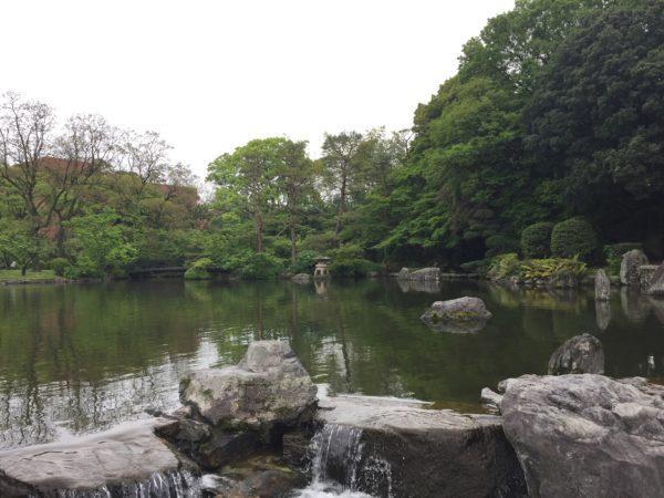 石橋文化センター庭園