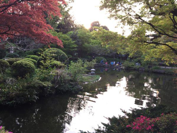 甘泉園公園 / Kansenen Garden, Tokyo