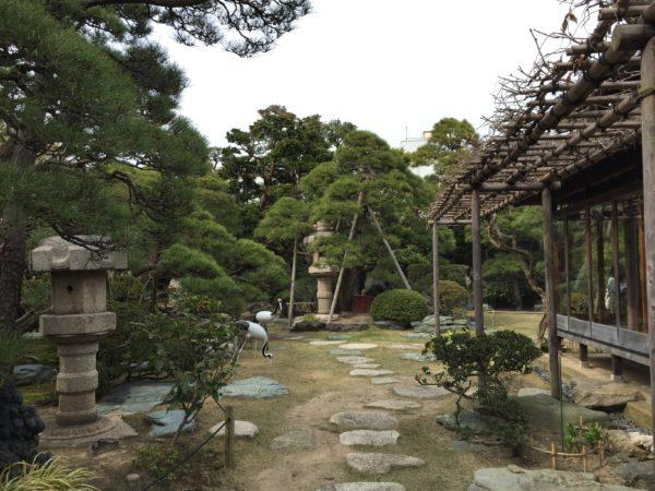 旧小澤家住宅庭園
