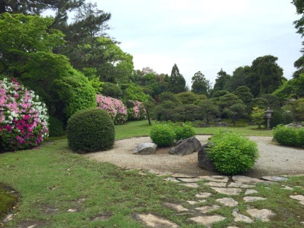 遍照院庭園
