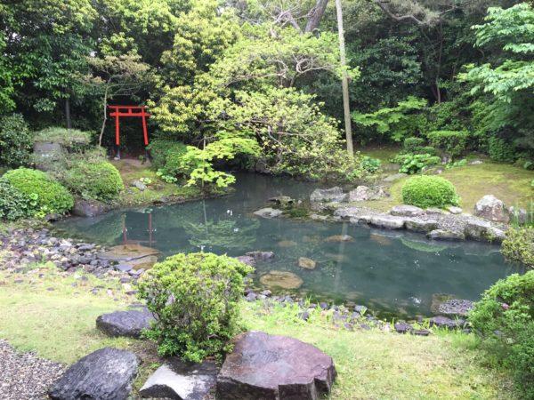 旧戸島氏庭園 / Kyu-Toshima-shi Garden, Yanagawa, Fukuoka