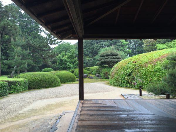 慈光院庭園 / Jiko-in Temple Garden, Yamatokoriyama, Nara