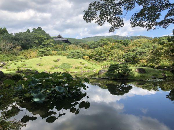 依水園 / Isuien Garden, Nara